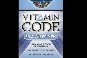 Vitamin Code® 50 & Wiser Men
