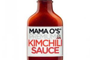 Mama O's Premium Kimchili