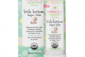 Little Bottoms Diaper Balm, Calendula + Oatmeal