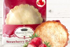 Strawberry Pocket Pie