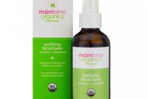 Purifying Facial Toner, Verbena + Calendula