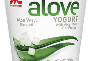Original Aloe Vera Yogurt