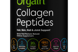 Grass Fed Pasture Raised Collagen Peptides