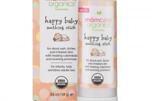 Happy Baby Soothing Stick, Calendula + Primrose