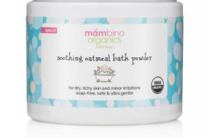 Soothing Oatmeal Bath Powder, Milk + Calendula
