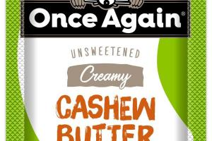 Organic Cashew Butter Squeeze Pack 10 ct