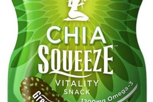 Green Magic Chia Squeeze