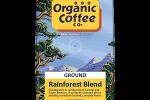 Rainforest Blend Coffee - Organic