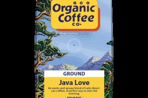 Java Love Coffee - Organic