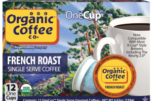 French Roast Coffee - Organic