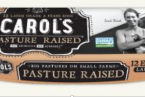 12-Count Pasture Raised Eggs