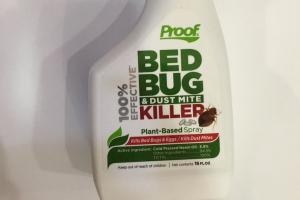 Bed Bug & Dust Mite Killer