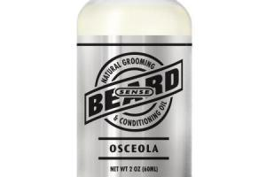 Natural Grooming & Conditioning Oil, Osceola