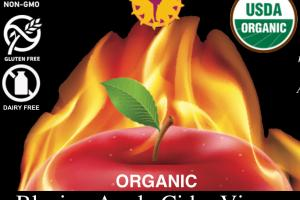 Organic Blazing Apple Cider Vinegar