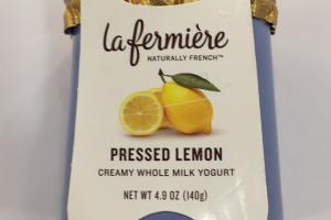 Creamy Whole Milk Yogurt