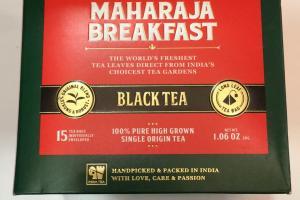 Maharaja Breakfast Black Tea