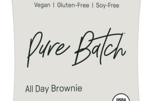 ALL DAY BROWNIE