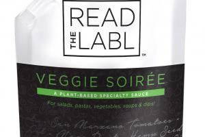 Veggie Soiree Sauce