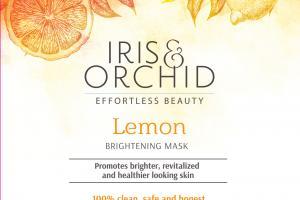 Lemon Brightening Mask