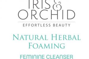 Natural Herbal Foaming Feminine Cleanser