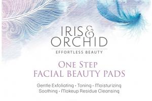 One Step Facial Beauty Pads