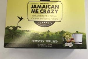 MEDIUM ROAST JAMAICAN ME CRAZY 100% ARABICA COFFEE