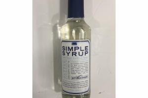 SIMPLE CANE SUGAR COCKTAIL SYRUP