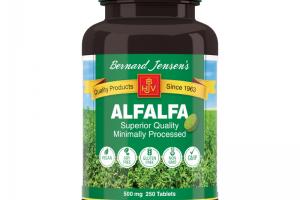 SUPERIOR QUALITY MINIMALLY PROCESSED ALFALFA