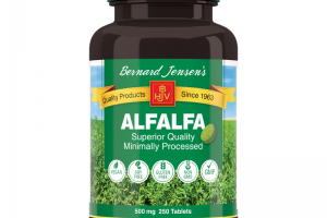 SUPERIOR QUALITY MINIMALLY PROCESSED ALFALFA