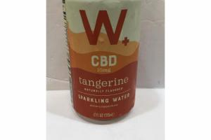TANGERINE SPARKLING WATER DIETARY SUPPLEMENT