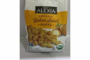 ORGANIC YUKON SELECT PUFFS