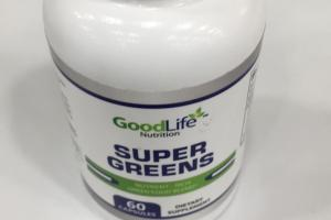 Super Greens Dietary Supplement
