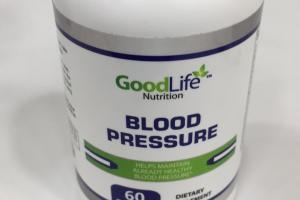 Blood Pressure Dietary Supplement