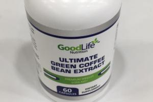 Ultimate Green Coffee Bean Extract Dietary Supplement