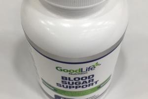 Blood Sugar Support Dietary Supplement