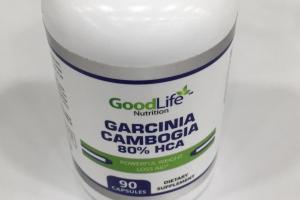 Garcinia Cambogia 80% Hca Dietary Supplement