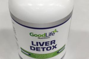 Liver Detox Dietary Supplement