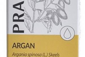 ORGANIC OIL, ARGAN