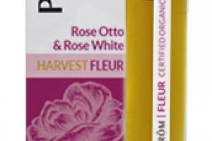 ROSE OTTO & ROSE WHITE HARVEST FLEUR