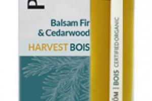 BALSAM FIR & CEDARWOOD, HARVEST BOIS