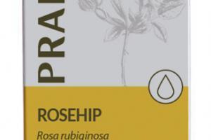 SCIENTIFIC AROMATHERAPY CERTIFIED ORGANIC VIRGIN PLANT OIL, ROSEHIP ROSA RUBIGINOSA