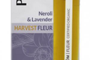 NEROLI & LAVENDER HARVEST FLEUR ESSENTIAL OIL PERFUME ROLLER
