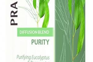 SCIENTIFIC AROMATHERAPY DIFFUSION BLEND PURITY PURIFYING EUCALYPTUS & PEPPERMINT