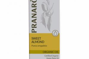PRUNUS AMYGDALUS ORGANIC OIL, SWEET ALMOND