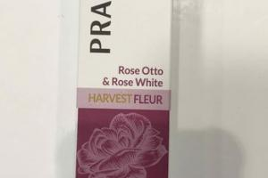 ROSE OTTO & ROSE WHITE HARVEST FLEUR ESSENTIAL OIL PERFUME ROLLER
