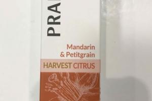 MANDARIN & PETITGRAIN ESSENTIAL OIL PERFUME ROLLER, HARVEST CITRUS