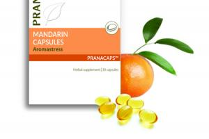 MANDARIN HERBAL SUPPLEMENT CAPSULES