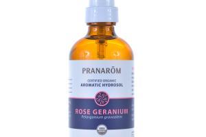 AROMATIC HYDROSOL ROSE GERANIUM