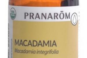 MACADAMIA ORGANIC OIL