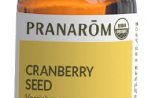 CRANBERRY SEED ORGANIC OIL